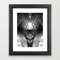 Eyedolatry Framed Art Print