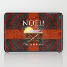 Noel! iPad Case
