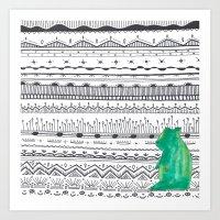 OS Art Print