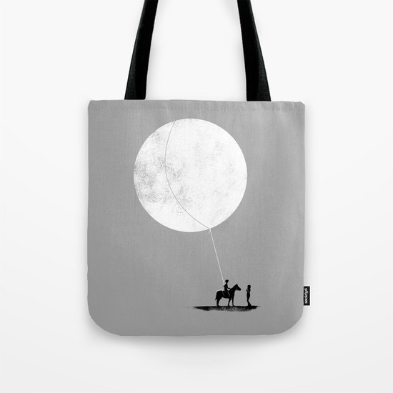 do you want the moon? Tote Bag