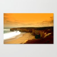 Great Southern Ocean - Australia Canvas Print