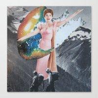 hikersgoddess Canvas Print