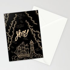 Ahoy! Stationery Cards