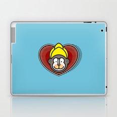 Indian Monkey God Icon Laptop & iPad Skin