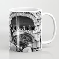 Birds of a Feather - St. Marks Square Italy Mug