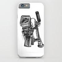 Sony HVR-V1U iPhone 6 Slim Case