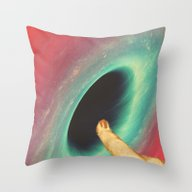 Black Holes And Revelati… Throw Pillow
