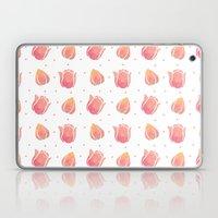 The Pink Tulip Pattern Laptop & iPad Skin