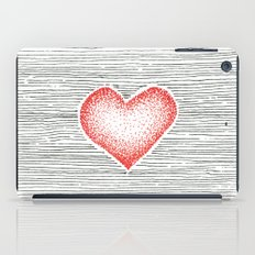 I love you this much iPad Case