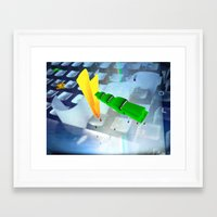 Esdosgu Framed Art Print