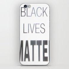 Black Lives Matter iPhone & iPod Skin