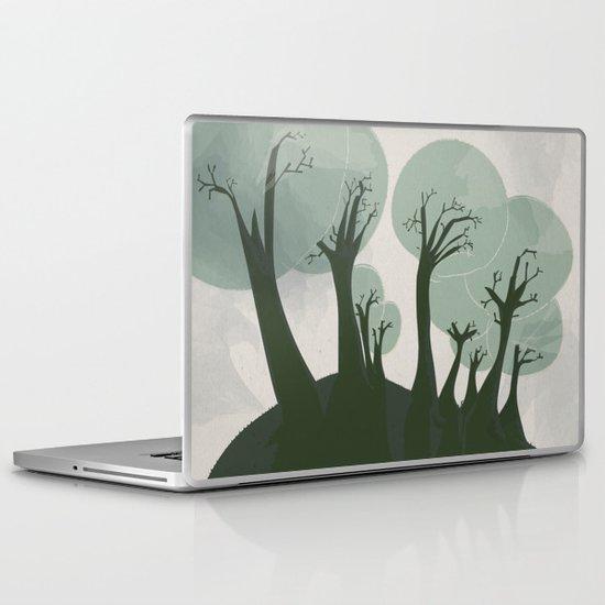 Trees 3 Laptop & iPad Skin