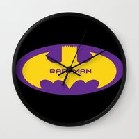 Bartman Wall Clock