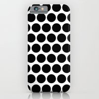 Graphic_Polka Dots  iPhone 6 Slim Case