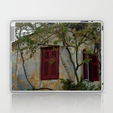 Greek Cottage Laptop & iPad Skin