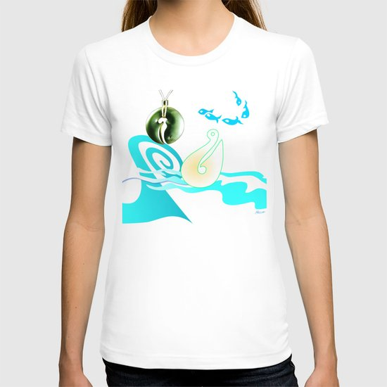 Go Fishing - Hi Ika T-shirt