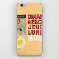 Part of a complete breakfast iPhone & iPod Skin