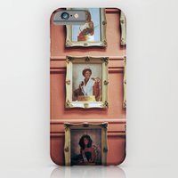iPhone & iPod Case featuring beauty queens by 4blankwalls