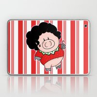 Candy Canes and Ugly Christmas Sweaters Laptop & iPad Skin