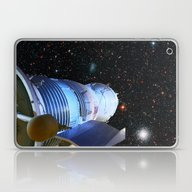 Laptop & iPad Skin featuring Lost In Space by Anipani