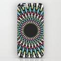 Peace Circle iPhone & iPod Skin