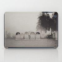 Old Cemetery iPad Case