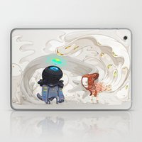 Consumption Laptop & iPad Skin