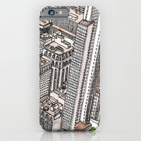New York View iPhone 6 Slim Case