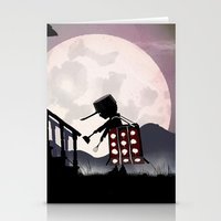 Dalek Kid Stationery Cards
