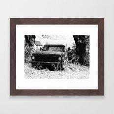 Novus Framed Art Print