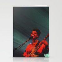 Lianne La Havas: Is your love big enough? Light green Stationery Cards