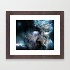Zues Framed Art Print