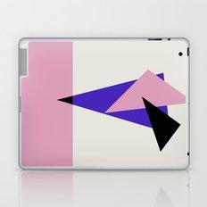 Misplaced Triangles Pastel // www.pencilmeinstationery.com Laptop & iPad Skin