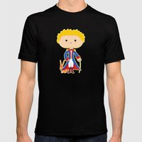Petit Prince Mens Fitted Tee Black SMALL