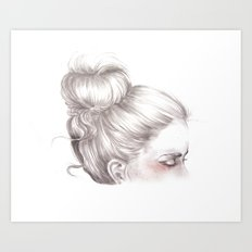 Loveland // Fashion Illustration Art Print