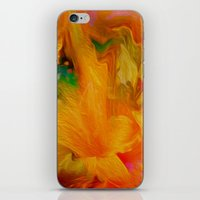 Flowers From My Heart To… iPhone & iPod Skin