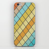 Fish Aqua Print iPhone & iPod Skin