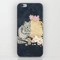 Big Bad Wolf Only Needed… iPhone & iPod Skin