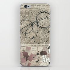 places to dream of iPhone & iPod Skin