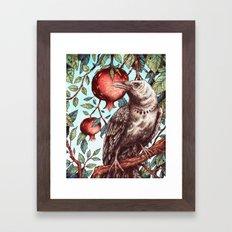 Havest Season Framed Art Print