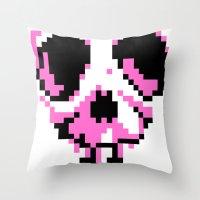 Dead Love Throw Pillow