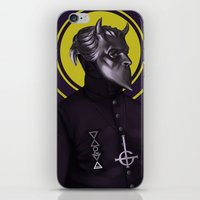 Nameless Ghoul Air iPhone & iPod Skin