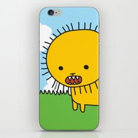 Roaring Lion iPhone & iPod Skin