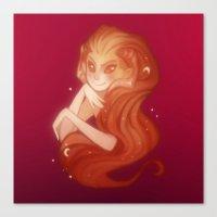 Wrathia Bellarmina Canvas Print