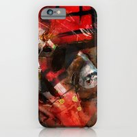 iPhone Cases featuring I Must Be In Here Somewhere by Garyharr