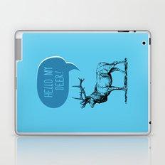Deer Pun Laptop & iPad Skin