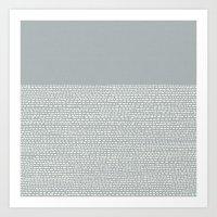 Riverside - Paloma Art Print