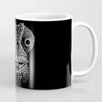 The One Most Adaptable to Change (Chameleon) Mug