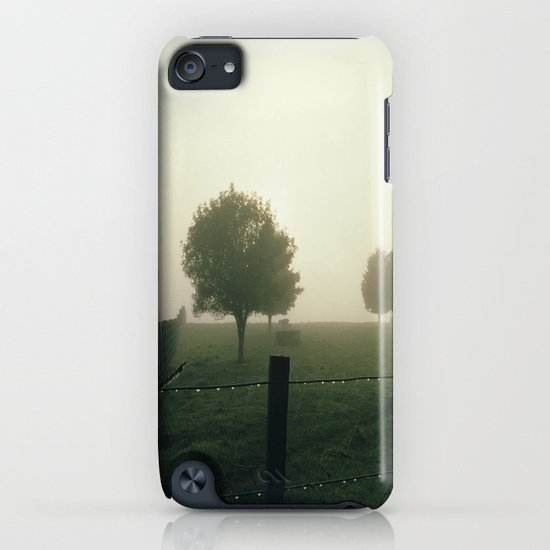 Misty Morning iPhone & iPod Case