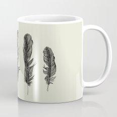 Lucky Five Feathers Mug